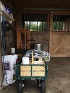 Goat Milk Setup